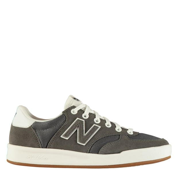 new balance grey trainers